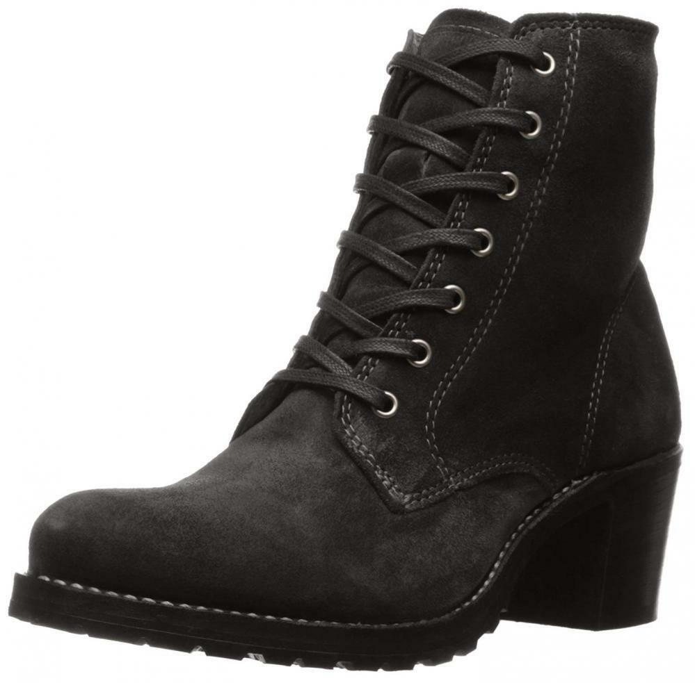 FRYE Women's Sabrina 6G Lace Lace Lace up Suede Boot 2bff6b