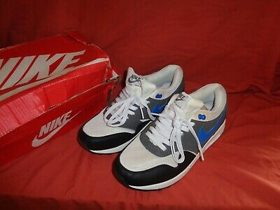 Nike Air Max 1 Essential Homme Femme Baskets Taille UK 7 EU 41 | eBay