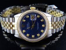 Gold Rolex Datejust Mens