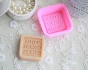 100% HAND MADE Silicon Soap Mould Makes 50 g bar 55 mm x 55 mm x 20 mm-UK Supplier-afficher le titre d`origine jLYvk230-07185129-548939961