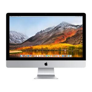 """Useful 27"""" Imac A1312 Core I5 2.66ghz 500gb Hd/4gb/ati Hd Os 10.13 Sierra Desktops & All-in-ones Apple Desktops & All-in-ones"""
