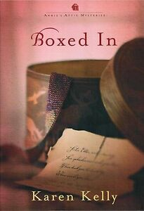 Boxed-In-Annie-039-s-Attic-Mysteries-By-Karen-Kelly-2011-Hardcover-Book-8