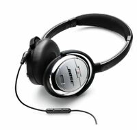 Bose QuietComfort 3 On-Ear 3.5mm Wired Headphones (Black)