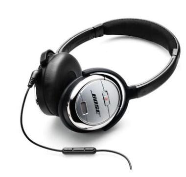 Bose QuietComfort 3 On-Ear 3.5mm Wired Headphones