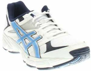 ASICS-GEL-190-Trainer-Casual-Training-Shoes-White-Womens