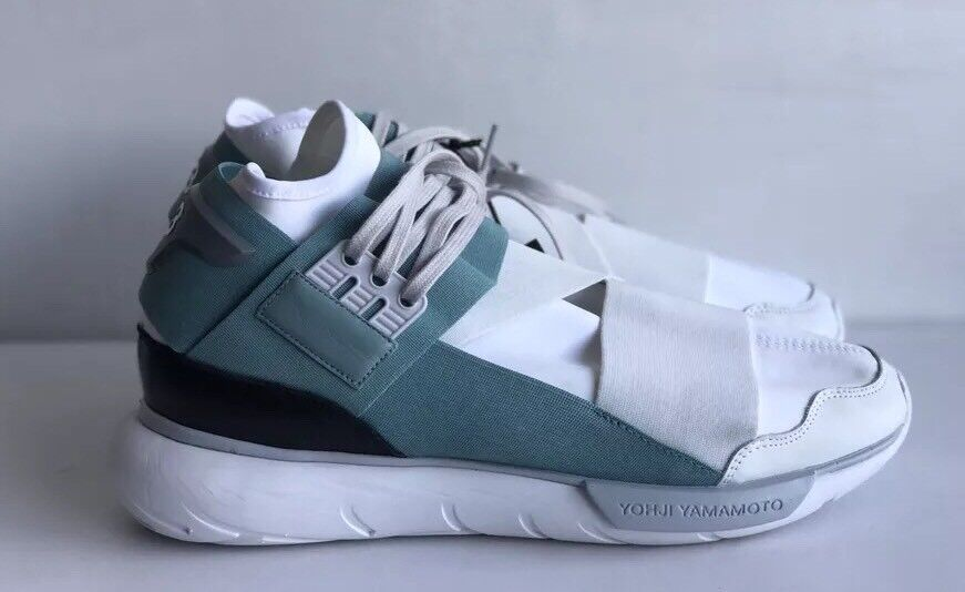 Y-3 QASA Y3 HIGH Turnschuhe UK 10    | Outlet Online