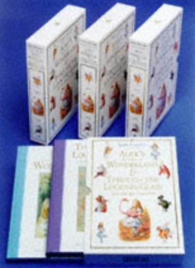 Alice in Wonderland By Lewis Carroll, Sir John Tenniel, Harry Theaker, Diz Wall