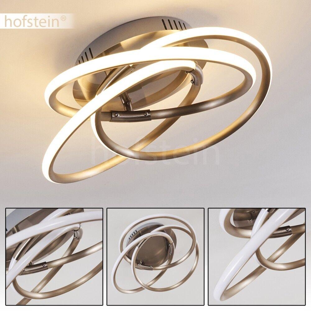 Plafonnier LED Lampe à suspension Design Lustre Lampe de cuisine Luminaire Métal