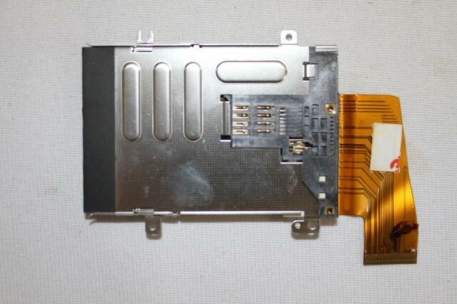 Dell Precision M4600 M6600 Laptop Express Card Cage Board Assembly Y4Y8C 0Y4Y8C