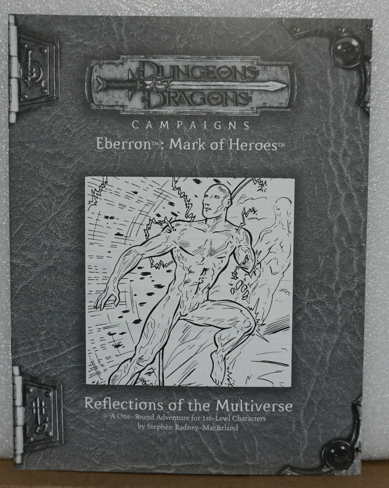 Dungeons & Dragons Campaigns Eberron Mark o Heroes Reflections of the Multiverse