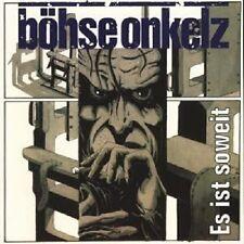 """BÖHSE ONKELZ """"ES IST SOWEIT"""" CD NEUWARE"""