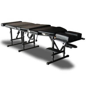 Details About New Elite Xl 180 Portable Folding Chiropractic Table Folding Chiro Drop Table