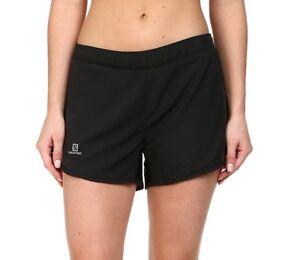 Salomon Agile Short shorts de course-noir-afficher le titre d`origine bSe1iJVX-07141518-847292846