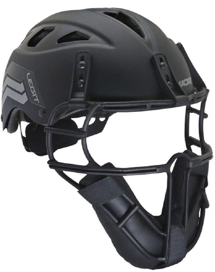 Vale la pena lgtph Legit Slowpitch Adulto lanzador's casco con  projoector de Cochea  nuevo   buscando agente de ventas