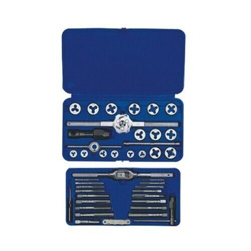 Irwin Hanson 24606 41pc Machine Screw/Fractional Tap & Die Set
