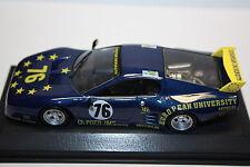 Ferrari BB512 LM #76, Dieudonné at 1980 Le Mans 'Pozzi', IXO Altaya  1/43  NEW!