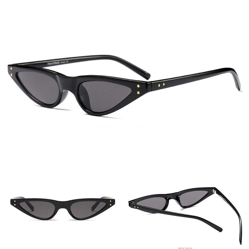 89b1d6eb3784f 2018 Small Cat Eye Sunglasses Outdoor Women Fashion Shades Eyeglasses  Eyewear CN 4 4 of 8 ...