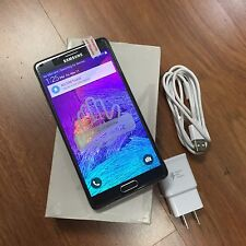 Samsung Galaxy Note 4 N910V 32GB Charcoal Black Verizon GSM Unlocked B* Cosmetic