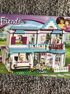 Lego 41314 LEGO Friends Stephanie/'s House 41314 Dollhouse Kit gift! 622 Pieces