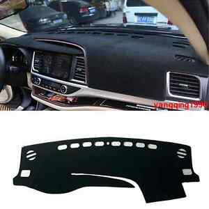 for toyota highlander 2017 inner dashboard dash mat dashmat sun cover pad ebay. Black Bedroom Furniture Sets. Home Design Ideas