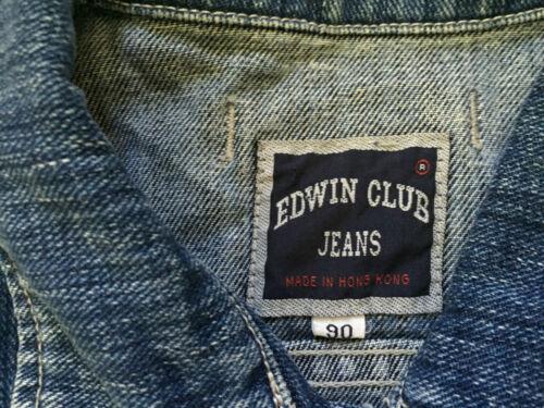 Style Denim Club Edwin Jacket Short S Trucker Sz Kvinders Jeans qBSUSw0x8