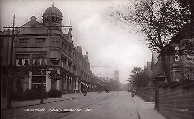 Colne. Albert Road # 927 or 7 in Turner's Series, Skipton.