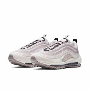 Da-Donna-Nike-Air-Max-97-UK-3-US-5-5-EUR-36-ROSA-BIANCO-921733-602