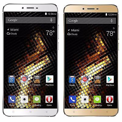 "BLU VIVO 5 Smartphone -5.5"" 4G LTE GSM Unlocked - 32GB +3GB RAM+13MP Camera"