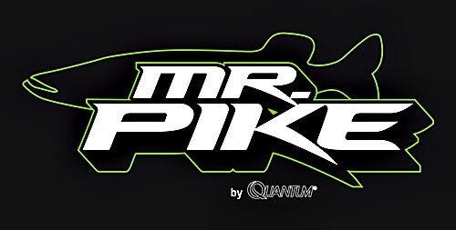 Pike 14,8cm 7,2cm Quantum Aufkleber Mr