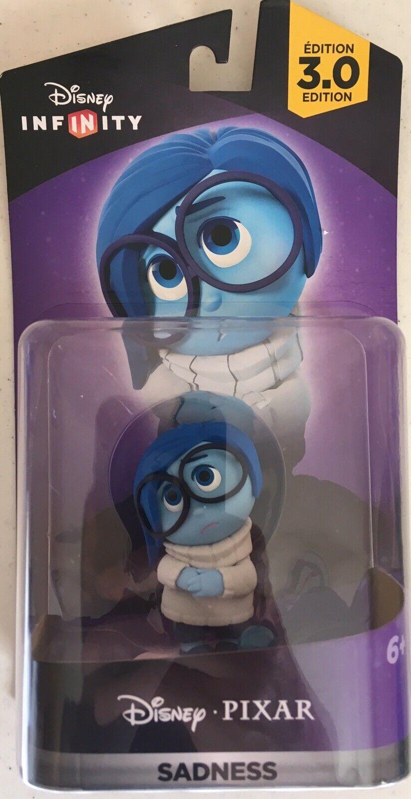 Disney Infinity Edition 3 0 Sadness - Factory Figure LOOK