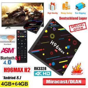 H96-Max-4GB-64GB-Smart-TV-Box-1080P-4K-Android-7-1-DUAL-WiFi-Mali-450-750MHz
