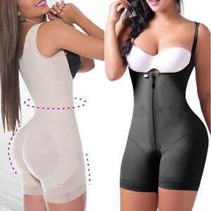 c3f0ed291e481 Image is loading Women-Ultra-Slim-Full-Body-Shaper-Underbust-Shapewear-