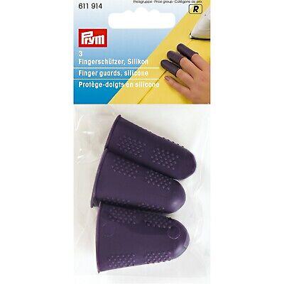 ruiruiNIE Silikon Fingerhut Fingerschutz N/ähen N/ähen Handarbeiten Zuf/ällige Farben Fingerschutz A.