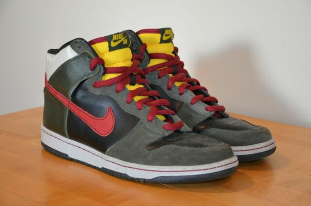 Nike Dunk High Premium Boba Fett