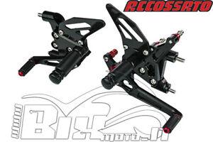 Estribos-Racing-Accossato-Cambio-Upside-Down-Honda-CBR250R-2011-2012-2013-Negro