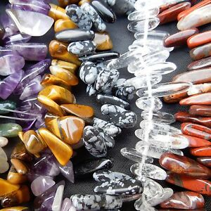 Large-Semi-Precious-Crystal-Gemstone-Freeform-Jewellery-Making-Smooth-Chip-Beads