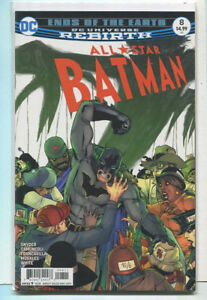 All-Star-Batman-8-NM-Rebirth-Ends-Of-The-Earth-Cover-B-DC-Comics-CBX19