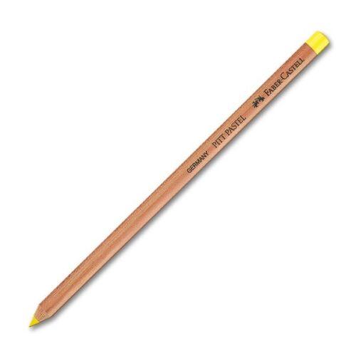 Pitt Pastel 106 chromgelb hell Holzgefasster Pastellkreidestift