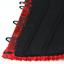 Overbust-Corset-Top-Basque-Sexy-Steel-Boned-Bustier-Fancy-Dress-Waist-Trainer-UK thumbnail 80