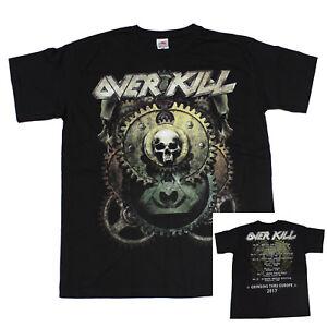 OVERKILL-Tour-Summer-2017-T-Shirt-Groesse-Size-XL-Neu
