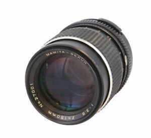 Mamiya 150mm F/3.5 Lens For Mamiya 645 Manual Focus {58} - (AI)