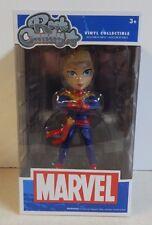 Funko POP Rock Candy Vinyl Collectible Captain Marvel  MIB!!! Carol Danvers