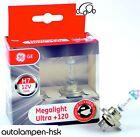 H7 12V 55W MegaLight Ultra +120% MEHR LICHT 2 St. von GE +++TOP-PREIS+++