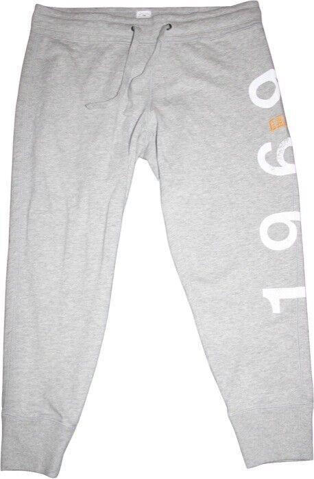 GAP Capri-Jogginghose grau NEU NEU NEU Gr.S Dreiviertellang Logo 1969 | Komfort  | Neue Sorten werden eingeführt  | Zürich Online Shop  | Verrückter Preis  6ad263