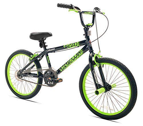 Nueva Navaja High Roller Bmx Freestyle Bicicleta 20 Pulgadas Rueda Envío Gratis