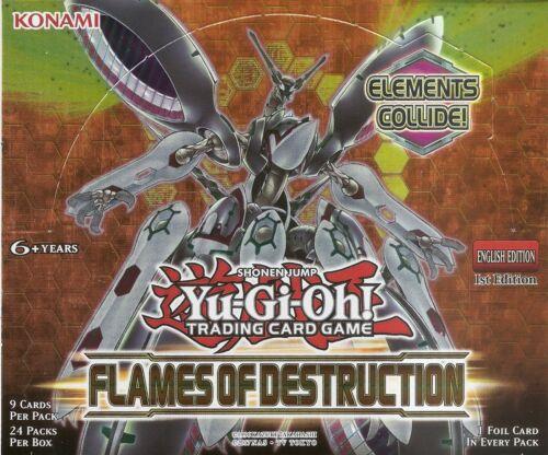 Crystal Master FLOD-EN092 Common Yu-Gi-Oh Card English 1st Edition New