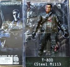 NECA Terminator figurine T-800 T 1000 Arnold Schwarzenegger 6 FIGURINES AU CHOIX