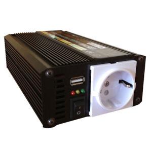 Persevering Transformator Konverter Spannung Pur Sinus 300w 600w 12v 230v Pure