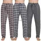 Men Pajamas Pants Avidlove Bottoms Plaid Trousers Lounge Sleepwear Homewear