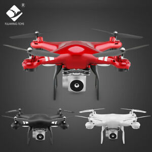 X52-2-4Ghz-Remote-Control-Quadcopter-HD-WiFi-FPV-Camera-RTF-Headless-RC-Drone-FD
